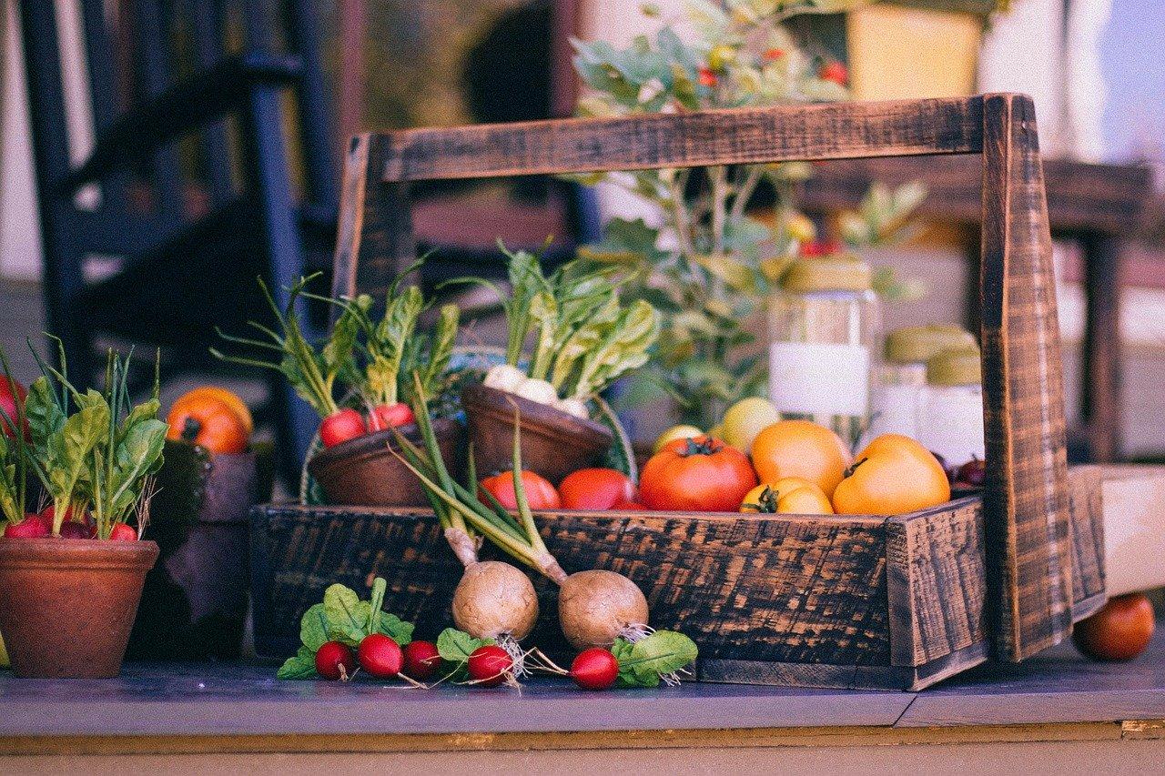 Paniers Fruits et Légumes