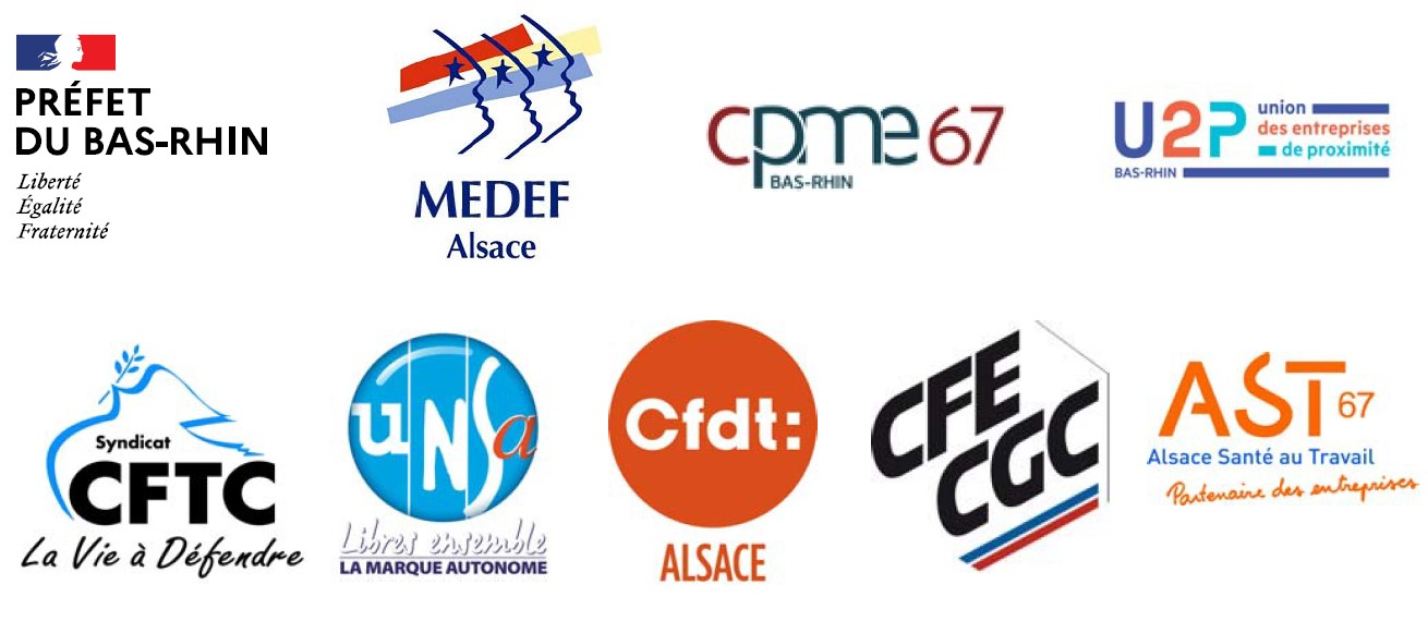 COVID Presse Alsace