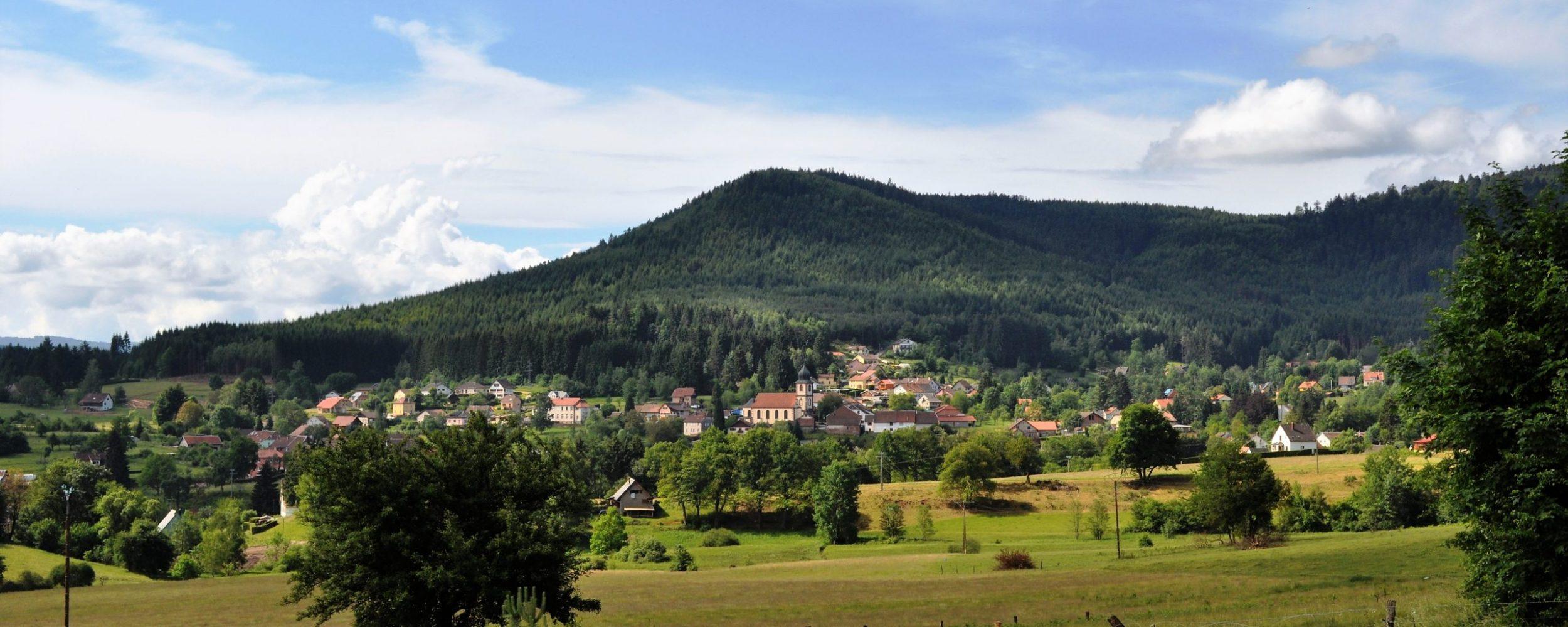 Mairie de Saulxures, Vallée de la Bruche
